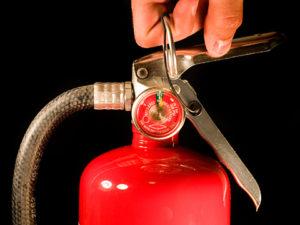 Техническое обслуживание огнетушителей, перезарядка огнетушителей